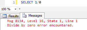 Expert SQL Server - Quelques trucs à savoir sur Invoke-Sqlcmd - Powershell SQL Server  - handling_error