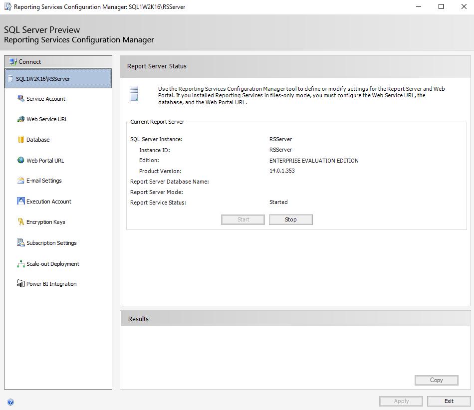 Expert SQL Server - Publier un rapport Power BI On-Premise, oui mais... - BI & Big Data  - pbi_ssrs_conf_02