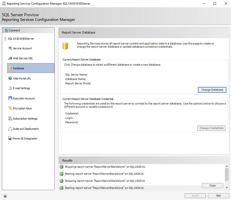 Expert SQL Server - Publier un rapport Power BI On-Premise, oui mais... - BI & Big Data  - pbi_ssrs_conf_03