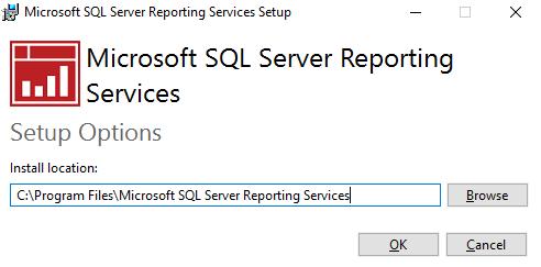 Expert SQL Server - Publier un rapport Power BI On-Premise, oui mais... - BI & Big Data  - pbi_ssrs_install_02