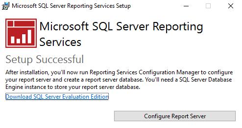 Expert SQL Server - Publier un rapport Power BI On-Premise, oui mais... - BI & Big Data  - pbi_ssrs_install_04