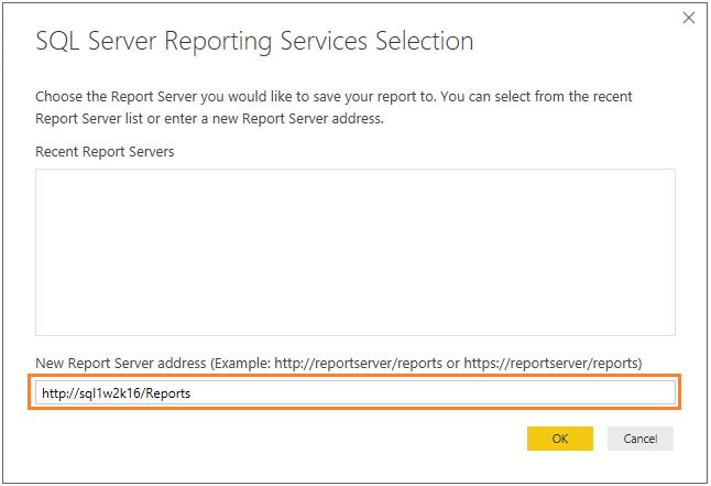 Expert SQL Server - Publier un rapport Power BI On-Premise, oui mais... - BI & Big Data  - rapport_pbi_03