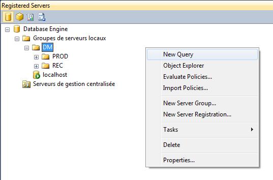 Expert SQL Server - Exécuter un script sur toutes les bases de données d'une instance - SQL Server  - query_instances