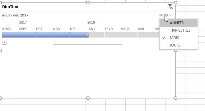 Expert SQL Server - Timeline Excel : We can't create timeline because report doesnt have field formatted as Date - BI & Big Data  - excel_nav_timeline
