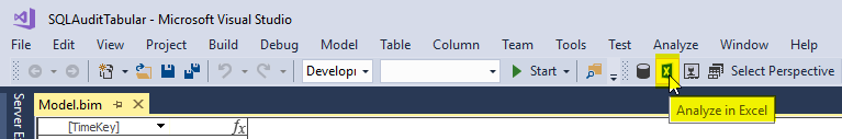 Expert SQL Server - Timeline Excel : We can't create timeline because report doesnt have field formatted as Date - BI & Big Data  - tabular_excel_analyze