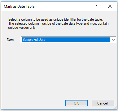 Expert SQL Server - Timeline Excel : We can't create timeline because report doesnt have field formatted as Date - BI & Big Data  - time-01-table._step2png